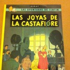 Cómics: TINTIN - LAS JOYAS DE LA CASTAFIORE (1996) - RÚSTICA - NUEVO. Lote 182574821