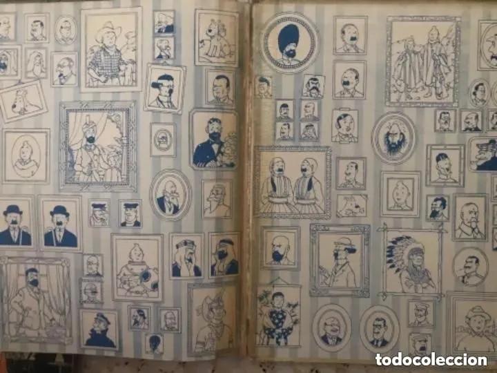 Cómics: LOTE ANTIGUOS CÓMIC TEBEO TINTÍN PRIMERAS SEGUNDAS EDICIONES JUVENTUD - Foto 9 - 182624545
