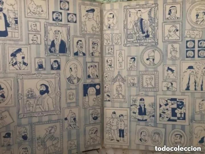 Cómics: LOTE ANTIGUOS CÓMIC TEBEO TINTÍN PRIMERAS SEGUNDAS EDICIONES JUVENTUD - Foto 12 - 182624545