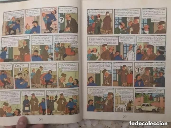 Cómics: LOTE ANTIGUOS CÓMIC TEBEO TINTÍN PRIMERAS SEGUNDAS EDICIONES JUVENTUD - Foto 18 - 182624545