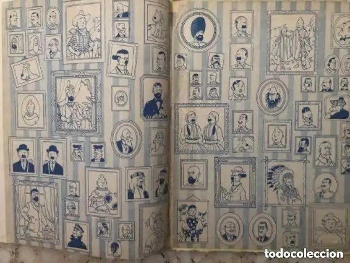 Cómics: LOTE ANTIGUOS CÓMIC TEBEO TINTÍN PRIMERAS SEGUNDAS EDICIONES JUVENTUD - Foto 23 - 182624545