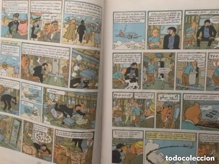 Cómics: LOTE ANTIGUOS CÓMIC TEBEO TINTÍN PRIMERAS SEGUNDAS EDICIONES JUVENTUD - Foto 33 - 182624545
