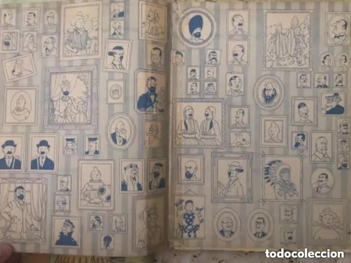 Cómics: LOTE ANTIGUOS CÓMIC TEBEO TINTÍN PRIMERAS SEGUNDAS EDICIONES JUVENTUD - Foto 38 - 182624545