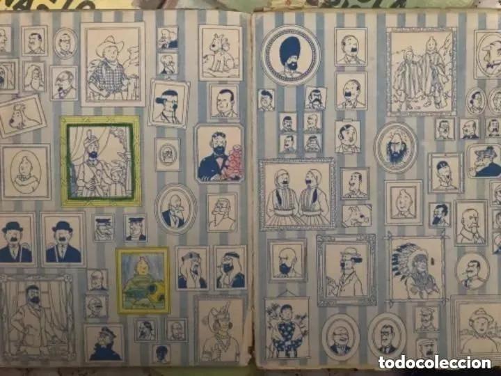Cómics: LOTE ANTIGUOS CÓMIC TEBEO TINTÍN PRIMERAS SEGUNDAS EDICIONES JUVENTUD - Foto 49 - 182624545