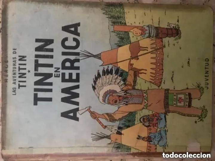 Cómics: LOTE ANTIGUOS CÓMIC TEBEO TINTÍN PRIMERAS SEGUNDAS EDICIONES JUVENTUD - Foto 51 - 182624545