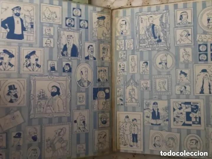 Cómics: LOTE ANTIGUOS CÓMIC TEBEO TINTÍN PRIMERAS SEGUNDAS EDICIONES JUVENTUD - Foto 52 - 182624545