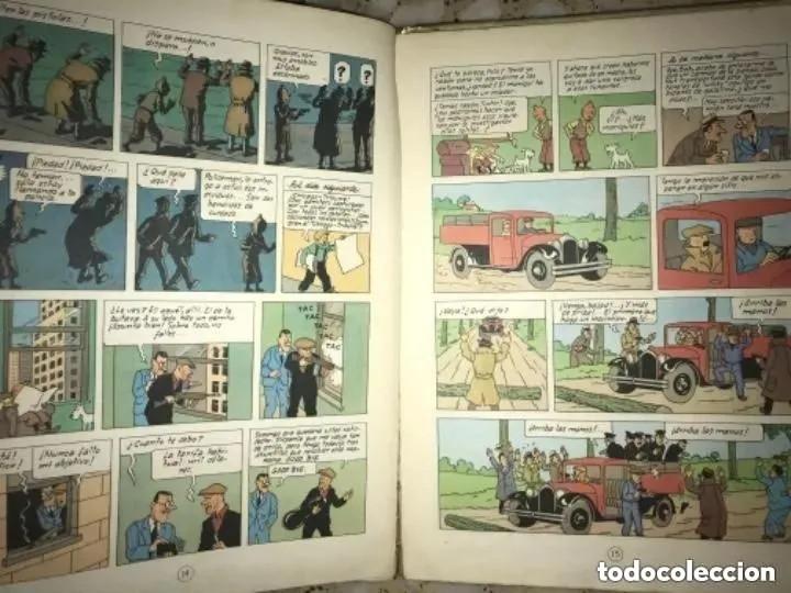 Cómics: LOTE ANTIGUOS CÓMIC TEBEO TINTÍN PRIMERAS SEGUNDAS EDICIONES JUVENTUD - Foto 60 - 182624545
