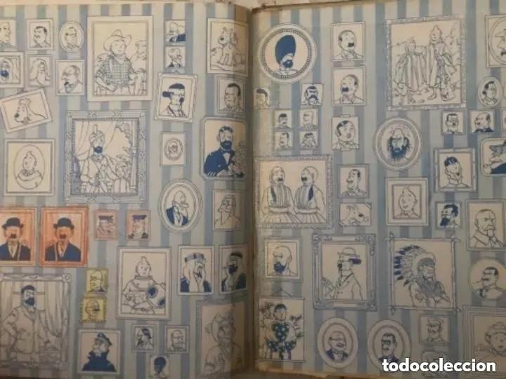 Cómics: LOTE ANTIGUOS CÓMIC TEBEO TINTÍN PRIMERAS SEGUNDAS EDICIONES JUVENTUD - Foto 68 - 182624545