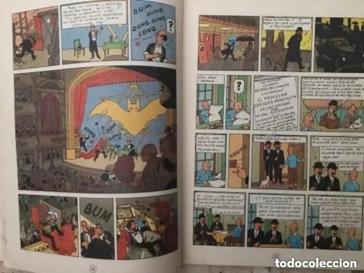 Cómics: LOTE ANTIGUOS CÓMIC TEBEO TINTÍN PRIMERAS SEGUNDAS EDICIONES JUVENTUD - Foto 77 - 182624545