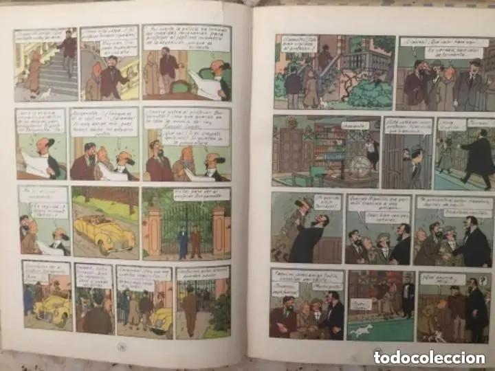 Cómics: LOTE ANTIGUOS CÓMIC TEBEO TINTÍN PRIMERAS SEGUNDAS EDICIONES JUVENTUD - Foto 78 - 182624545