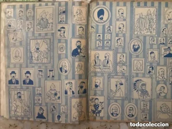 Cómics: LOTE ANTIGUOS CÓMIC TEBEO TINTÍN PRIMERAS SEGUNDAS EDICIONES JUVENTUD - Foto 82 - 182624545