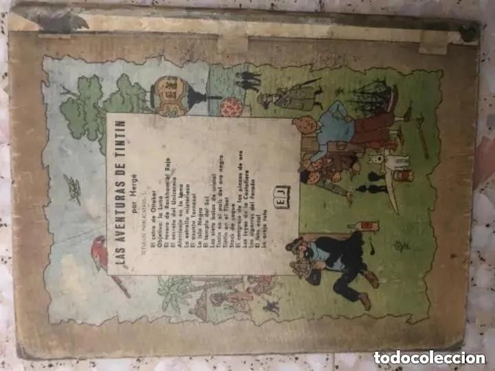 Cómics: LOTE ANTIGUOS CÓMIC TEBEO TINTÍN PRIMERAS SEGUNDAS EDICIONES JUVENTUD - Foto 83 - 182624545