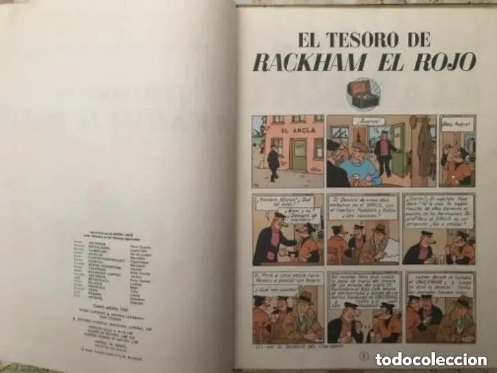 Cómics: LOTE ANTIGUOS CÓMIC TEBEO TINTÍN PRIMERAS SEGUNDAS EDICIONES JUVENTUD - Foto 87 - 182624545