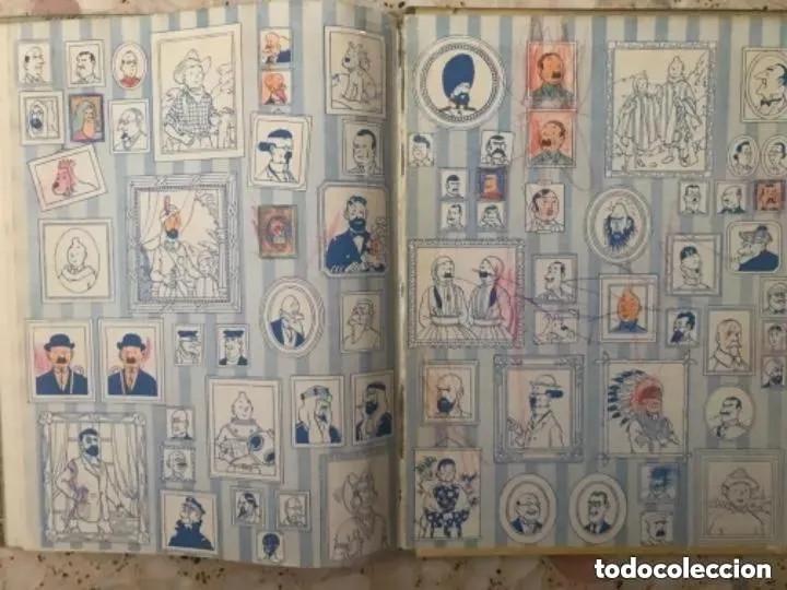 Cómics: LOTE ANTIGUOS CÓMIC TEBEO TINTÍN PRIMERAS SEGUNDAS EDICIONES JUVENTUD - Foto 94 - 182624545