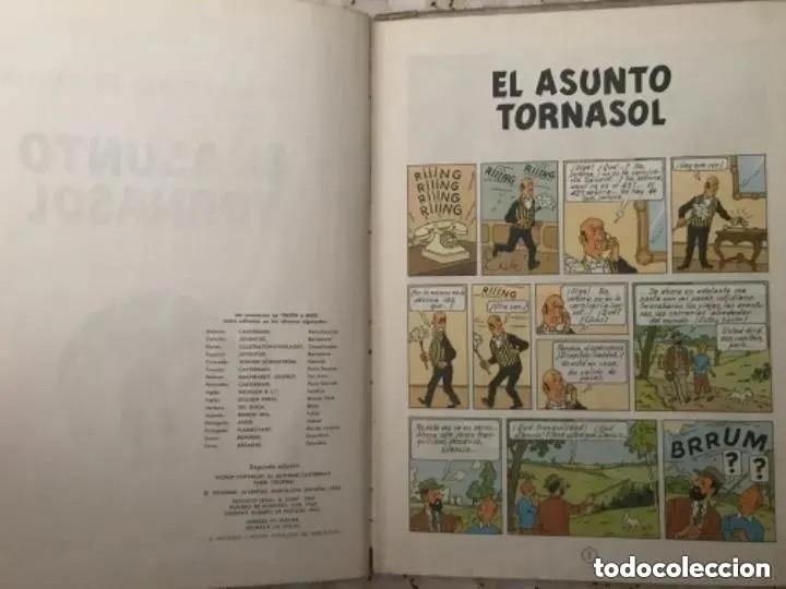 Cómics: LOTE ANTIGUOS CÓMIC TEBEO TINTÍN PRIMERAS SEGUNDAS EDICIONES JUVENTUD - Foto 99 - 182624545