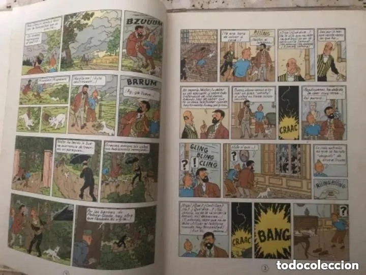 Cómics: LOTE ANTIGUOS CÓMIC TEBEO TINTÍN PRIMERAS SEGUNDAS EDICIONES JUVENTUD - Foto 100 - 182624545