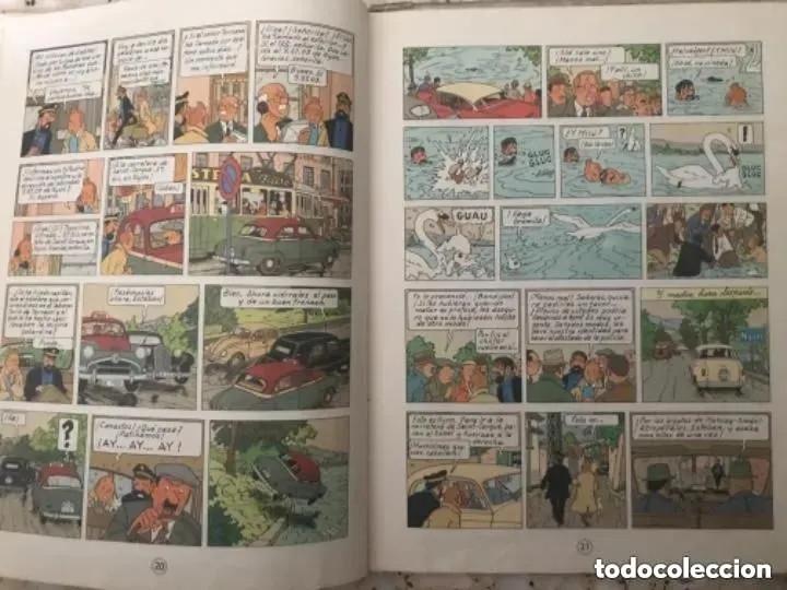 Cómics: LOTE ANTIGUOS CÓMIC TEBEO TINTÍN PRIMERAS SEGUNDAS EDICIONES JUVENTUD - Foto 102 - 182624545