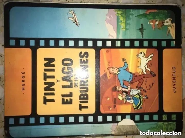 Cómics: LOTE ANTIGUOS CÓMIC TEBEO TINTÍN PRIMERAS SEGUNDAS EDICIONES JUVENTUD - Foto 112 - 182624545