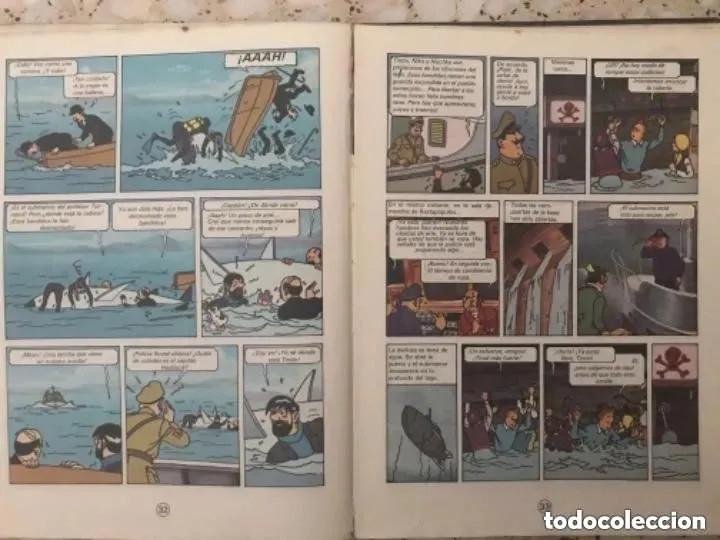 Cómics: LOTE ANTIGUOS CÓMIC TEBEO TINTÍN PRIMERAS SEGUNDAS EDICIONES JUVENTUD - Foto 122 - 182624545