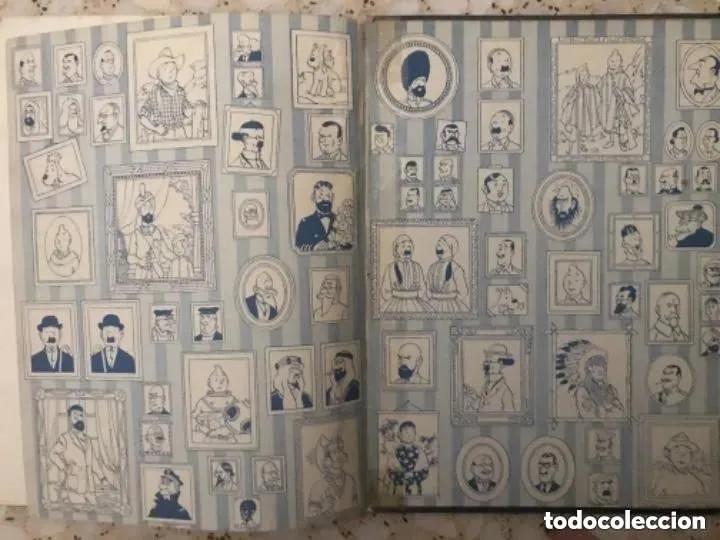 Cómics: LOTE ANTIGUOS CÓMIC TEBEO TINTÍN PRIMERAS SEGUNDAS EDICIONES JUVENTUD - Foto 126 - 182624545