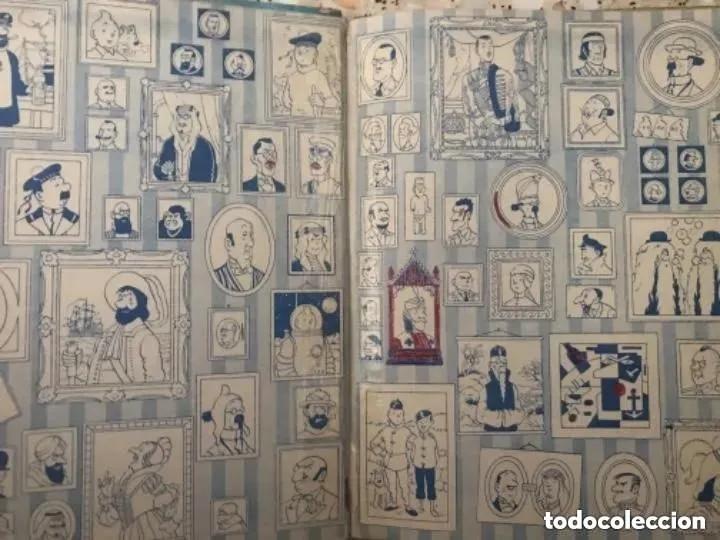 Cómics: LOTE ANTIGUOS CÓMIC TEBEO TINTÍN PRIMERAS SEGUNDAS EDICIONES JUVENTUD - Foto 129 - 182624545