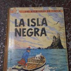 Cómics: LA ISLA NEGRA SEGUNDA EDICIÓN 1967. Lote 182690701