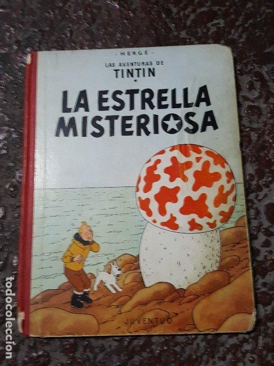 LA ESTRELLA MISTERIOSA, TERCERA EDICIÓN 1967 (Tebeos y Comics - Juventud - Tintín)
