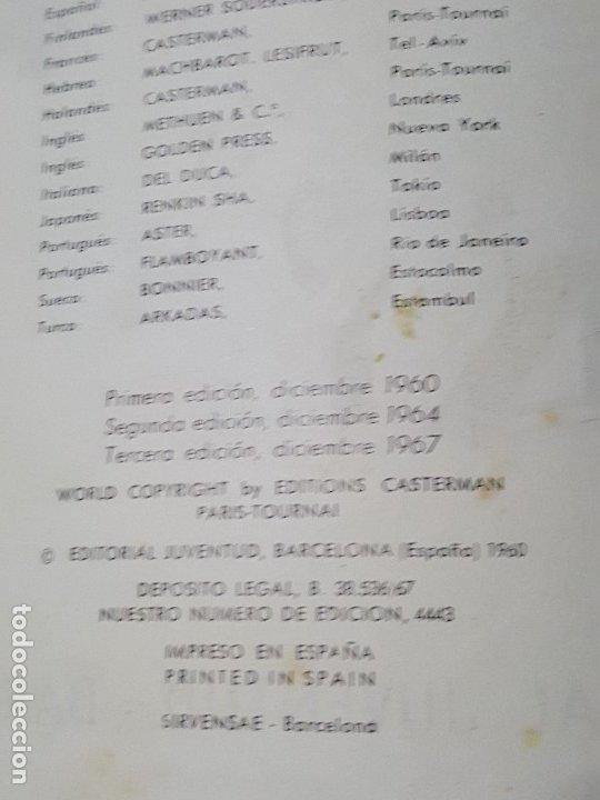Cómics: LA ESTRELLA MISTERIOSA, TERCERA EDICIÓN 1967 - Foto 2 - 182691346