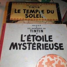 Cómics: TINTÍN 1947 EDITIONS CASTERNAN . Lote 182780640