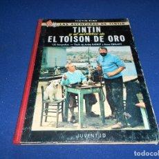 Cómics: TINTIN Y EL MISTERIO DE EL TOISON DE ORO. TINTIN CINE. 1968. 2 EDICIÓN B.E.. Lote 182866237