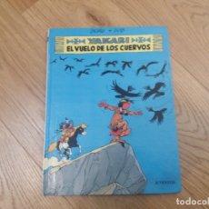 Cómics: YAKARI. EL VUELO DE LOS CUERVOS. JUVENTUD. N° 14. DERIB Y JOB. 1992.. Lote 183090102