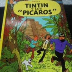 Cómics: TINTIN Y LOS PICAROS. Lote 183485637