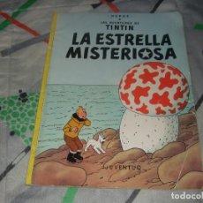 Cómics: CÓMIC LAS AVENTURAS DE TINTÍN LA ESTRELLA MISTERIOSA AÑO 1984. Lote 183532340