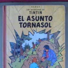 Cómics: TINTÍN. EL ASUNTO TORNASOL. HERGÉ. EDITORIAL JUVENTUD.3ª EDICIÓN. 1968. BARCELONA.. Lote 183713955