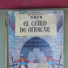 Cómics: TINTÍN. EL CETRO DE OTTOKAR. HERGÉ. EDITORIAL JUVENTUD.4ª EDICIÓN. JUNIO 1968. BARCELONA.. Lote 183717482