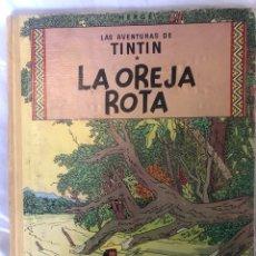 Cómics: TITIN LA OREJA ROTA. Lote 184188970