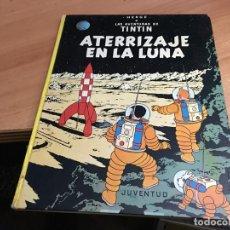Cómics: TINTIN ATERRIZAJE EN LA LUNA) TAPA DURA OCTAVA EDICION 1981 (COIB41). Lote 184222066