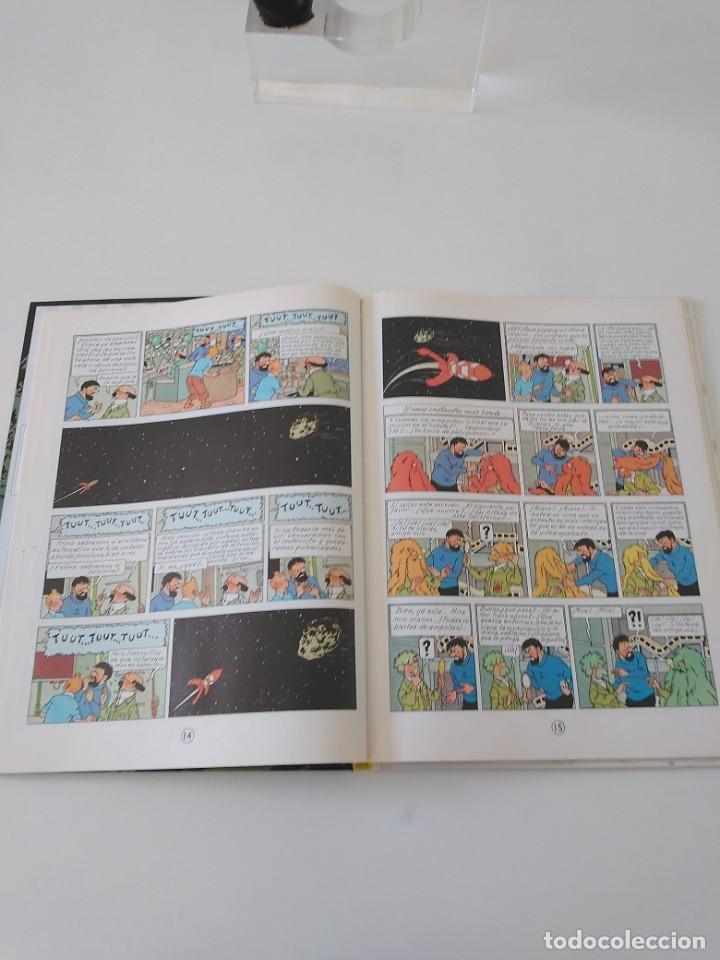 Cómics: Tintín Aterrizaje en la Luna tapa dura Editorial Juventud 1990 - Foto 6 - 184608392