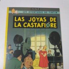 Comics : TINTÍN LAS JOYAS DE LA CATASTIFIORE TAPA BLANDA EDITORIAL JUVENTUD 1996. Lote 184647888