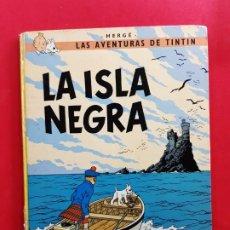 Cómics: TINTIN -LA ISLA NEGRA-6ª EDICIÓN-1979-. Lote 184711591