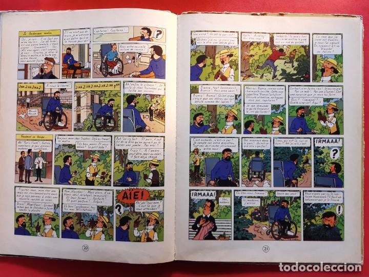 Cómics: HERGE - TINTIN - BIJOUX DE LA CASTAFIORE - CASTERMAN 1963 - Foto 3 - 185716801