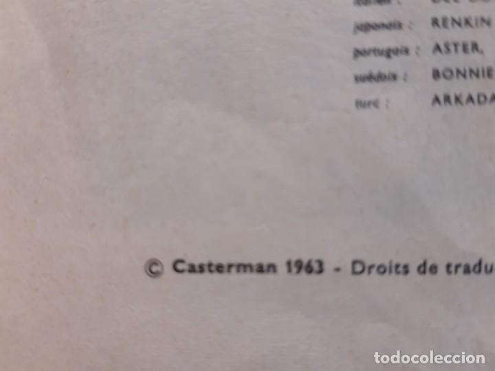 Cómics: HERGE - TINTIN - BIJOUX DE LA CASTAFIORE - CASTERMAN 1963 - Foto 5 - 185716801