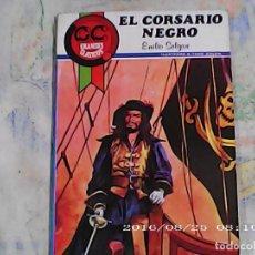 Cómics: COMICS DEL CORSARIO NEGRO DE GRANDES CLASICOA. Lote 185969216