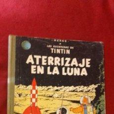 Cómics: TINTIN 5ª EDICION - ATERRIZAJE EN LA LUNA - HERGE - CARTONE. Lote 186287920
