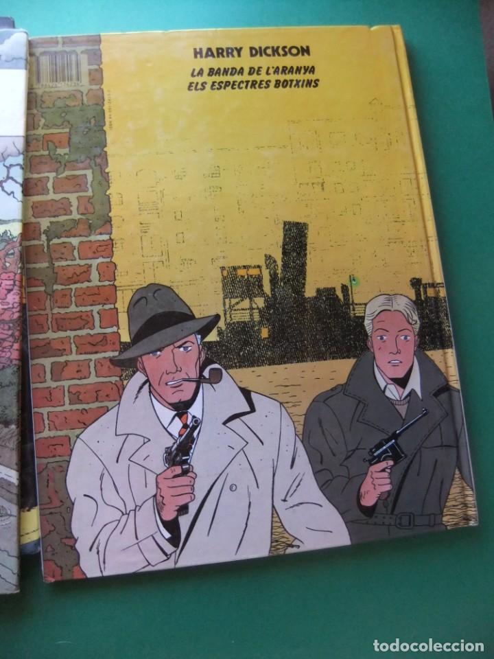 Cómics: HARRY DICKSON TRES TOMOS COMPLETA JUBENTUD - Foto 3 - 186301920
