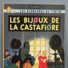 Cómics: TINTIN LES BIJOUX DE LA CASTAFIORE. EDICIONES DELPRADO. Lote 186449662