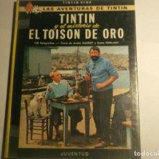 Cómics: TINTIN Y EL MISTERIO DE EL TOISON DE ORO-47 PAGS-ORIGINAL AÑO 1974. Lote 187120305