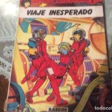 Cómics: YOKO TSUNO Nº 1, VIAJE INESPERADO, RÚSTICA, EDITORIAL RASGOS. Lote 187543413