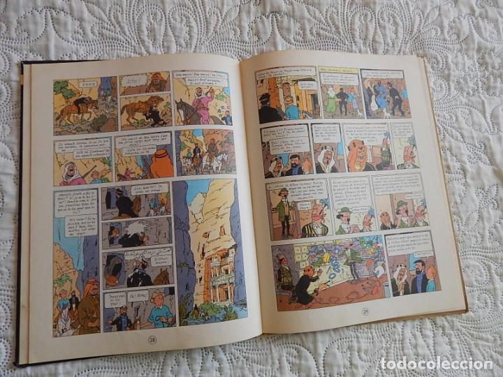 Cómics: TINTIN - STOC DE COC - CATALA - Foto 3 - 189078717