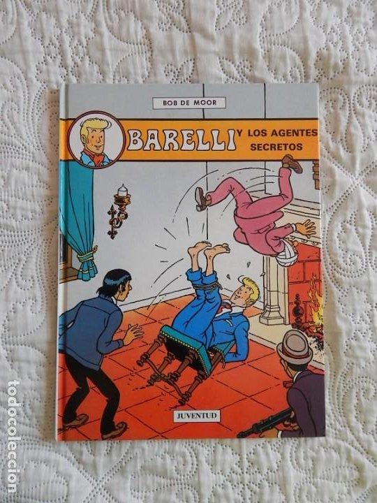 BARELLI - Y LOS AGENTES SECRETOS - N. 5 (Tebeos y Comics - Juventud - Barelli)